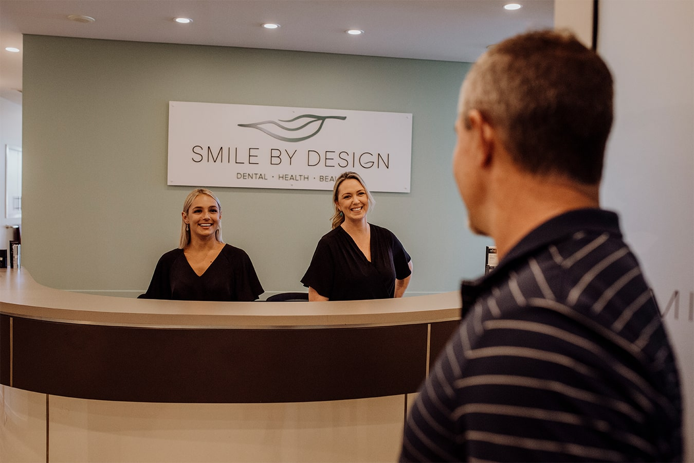 Visit Smile by Design on the Sunshine Coast