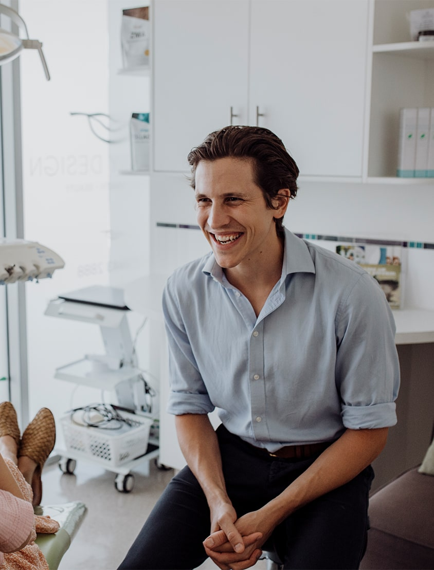 Meet Dr Tom Wauchope in Clinic