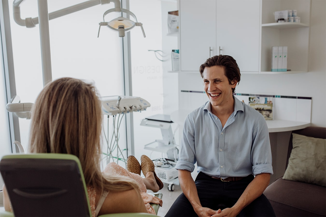 Dr Tom Wauchope Sunshine Coast Dentist